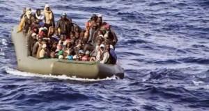 مدنين: جيش البحر يُنقذ 98 مهاجرا غير شرعي