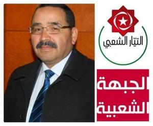 محمد زهير حمدي الأمين العام للتيار الشعبي وعضو مجلس أمناء الجبهة الشعبية