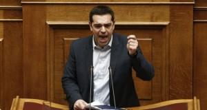 الخطاب التاريخي لرئيس الوزراء اليوناني أليكسيس تسيبراس