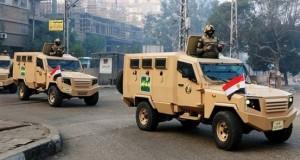 وزارة الدفاع المصرية ترفع حالة الطوارئ القصوى