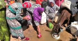 وادي مليز: العطش يهددّ عشرات العائلات