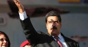"""مادورو: """"اليونان قالت كلمتها في وجه الإرهاب المالي للنقد الدولي"""""""