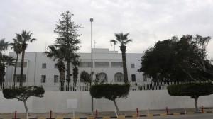 سفارة ايطاليا بطرابلس