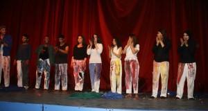 الماكينة : مسرحية مفعمة بالإرادة من إبداع شباب المركب الثقافي بمدنين
