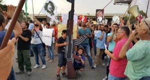 """اللبنانيون يرفضون دفن """"كبير العملاء"""" في لبنان"""