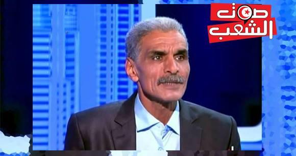 """عمار عمروسية يشارك في مسيرة الكشف عن مصير القطاري والشورابي : """"الحكومة لم تبذل المجهود الكافي في الملف"""""""