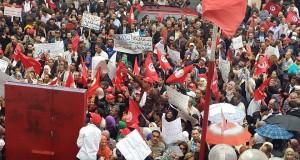 ساحة محمّد علي تحتضن تحرك كبير لعمال القطاع الخاص للمطالبة بحقّهم في الزيادات