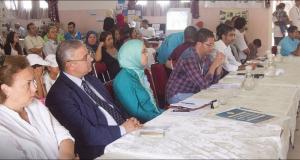 الائتلاف المدني بمدينة سليمان: المنتدى الأول للجمعيات