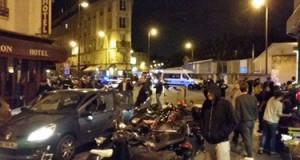 ثلاث انفجارات إرهابية تهزّ باريس والضحايا بالعشرات