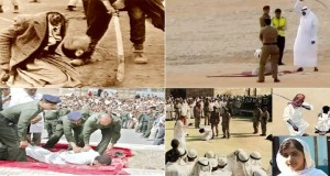 """الإعدام في نظام """"آل سعود"""" يبلغ ذروته منذ عشرين سنة"""