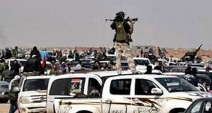 حكومة طرابلس تعلن إيقاف جندي إماراتي بتهمة التجسّس