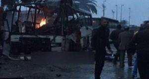 وزارة الدّاخليّة: استعمال 10 كلغ من مادّة متفجّرة عسكريّة في العمليّة الإرهابيّة