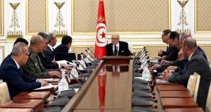 أهم قرارات المجلس الأعلى للأمن القومي