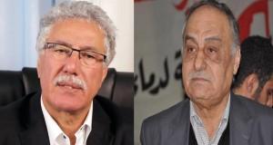 حمه الهمامي يعزّي الجبهة الشعبية لتحرير فلسطين في شهيدها عمر نايف