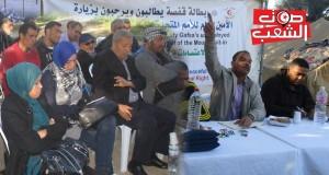 حزب العمال يساند مطالب اعتصام معطّلي قفصة بالمروج