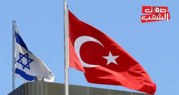 تركيا تستقوي بالكيان الصّهيوني لمواجهة مشاكلها الدّاخليّة