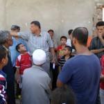 قصر هلال: النائب عبد المومن بالعانس يعاين التدهور البيئي بواد العامة