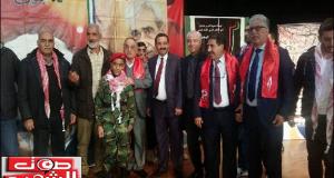 بيروت: وفد عن الجبهة الشعبية يشارك في احتفاليّة الجبهة الشعبية لتحرير فلسطين في الذكرى 49 للانطلاقة