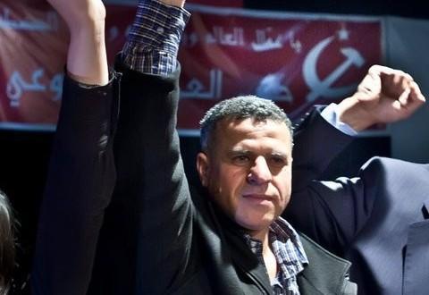 نائب الأمين العام لحزب العمال عبد المومن بلعانس يدعو أبناء تطاوين إلى الصّمود ومواصلة النضال