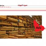 """باجة// عمال """"شركة الواد الجديد للنّجارة والخشب"""" في اعتصام مفتوح"""