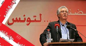 حمه الهمامي يُدين اغتيال خليفة السلطاني ويحمّل المسؤولية كاملة للحكم