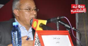 علي جلولي: اليسار مطالب بالفاعلية و الوحدة وليس الشعارات