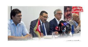 في ندوة صحفيّة بمناسبة الذّكرى الرابعة لاغتيال الشهيد محمّد البراهمي: اغتيال الشهيد البراهمي، مثلها مثل قضية بلعيد، هي جريمة دولة