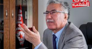 حمه الهمامي المتحدث باسم الجبهة الشعبية: الباجي قائد السبسي يمهّد لتوريث إبنه