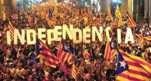 استقلال كاتالونيا عن اسبانيا