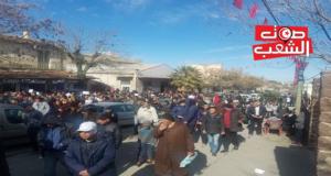 تالة: إضراب عن العمل وحالة احتقان بسبب وفاة تلميذتين في حريق بأحد المبيتات