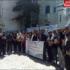 صحفيّون وممثّلو المجتمع المدني يتضامنون مع الشعب الفلسطيني