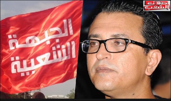 مكتب المحامي والقيادي بالجبهة الشعبية عبد النّاصر العويني يتعرّض للخلع والسّرقة