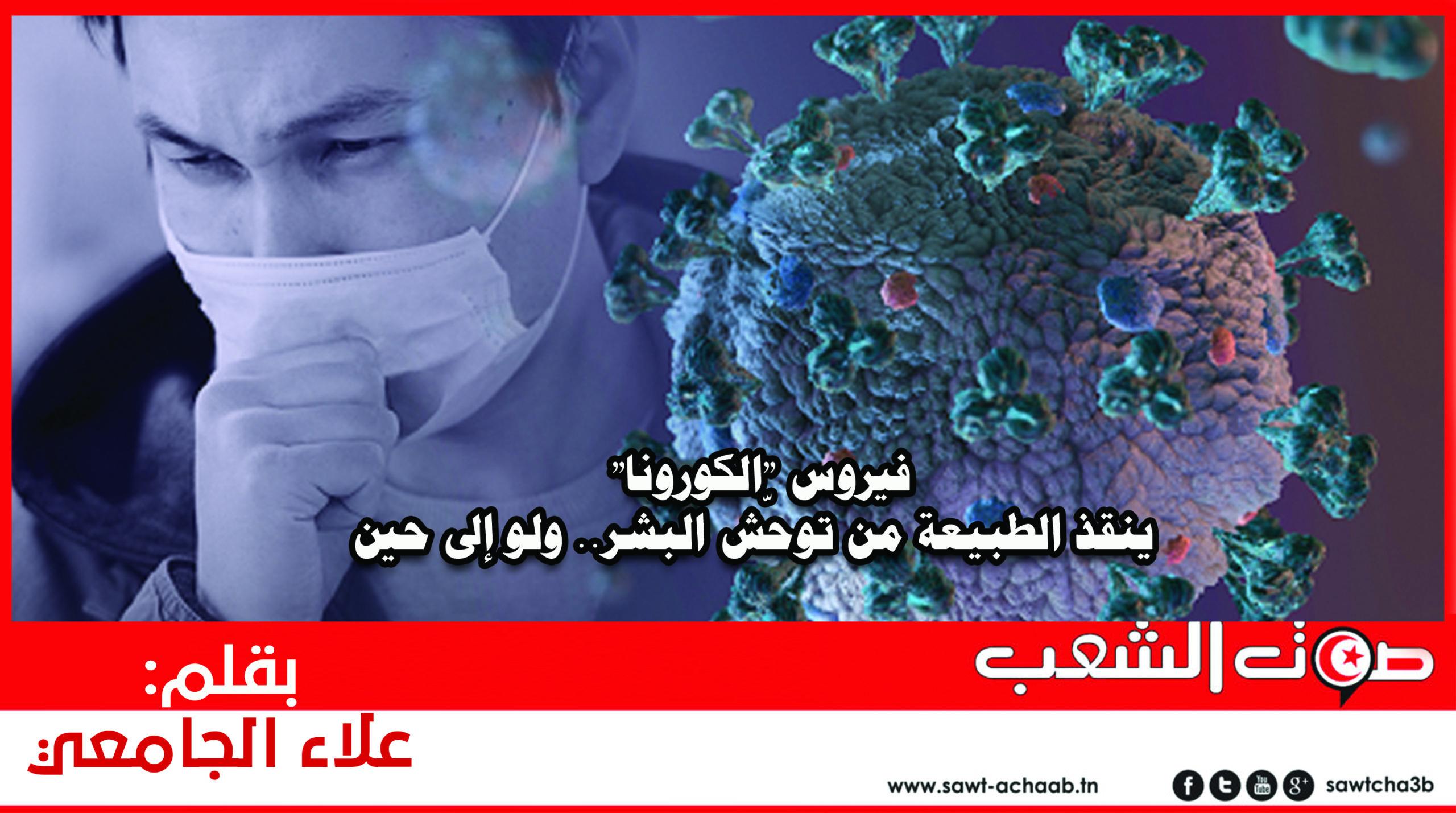 """فيروس """"الكورونا"""" ينقذ الطبيعة من توحّش البشر.. ولو إلى حين"""