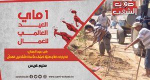 في عيد العمّال: الخيارات اللاّوطنيّة تعمّق مأساة التّشغيل الهشّ