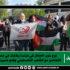 فرع حزب العمّال في فرنسا يشارك في مسيرات التّضامن مع الشّعب الفلسطيني وقمع مسيرة باريس